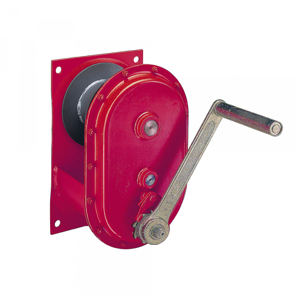 Industrial lifting equipment - Hand rope winches - haacon